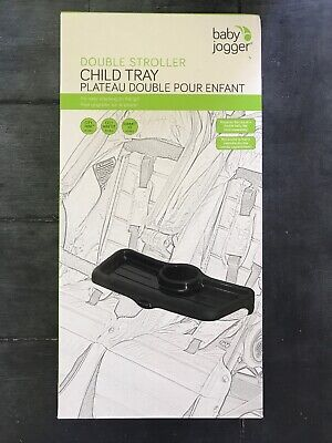 Baby Jogger Double Snack Tray for City Mini Double Summit Double New!!