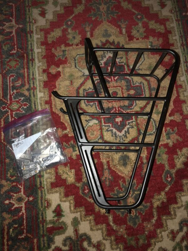Surly Nice Front Rack Black CrMo barely used