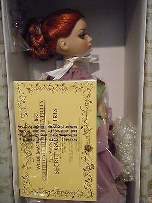 NRFB Wilde Tonner Secret Garden Iris Amber Dressed Doll Convention Exclusive