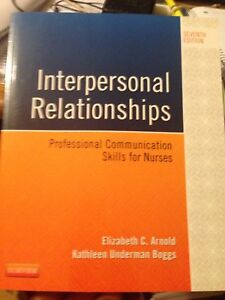 Interpersonal Relationships 7th edition