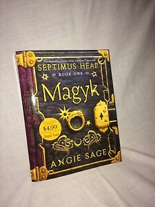 Magyk: Book 1 of the Septimus Heap Series