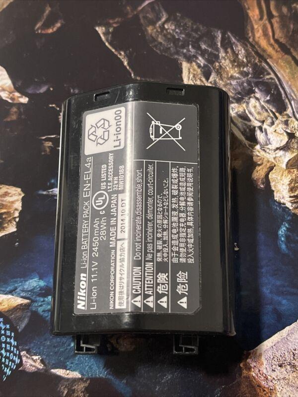 Nikon EN-EL4a Li-Ion Battery
