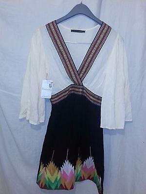 Native Dress Up (Dress Up Boutique Signature 8 Native American Aztec Pattern Dress sz Small NWT)