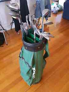 MIXED GOLF CLUBS (18) PGF BAG - NEED GONE ASAP!!!! Cairnlea Brimbank Area Preview