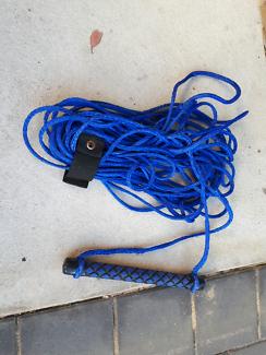 Ski rope 24m