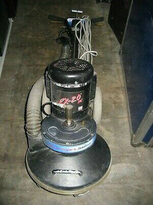 Hydramaster Rx20 He Rotary Jet Extractor Carpet Cleaner