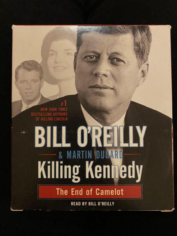 killing kennedy by bill o