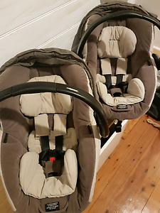 Mountain buggy car capsules for twins Matraville Eastern Suburbs Preview