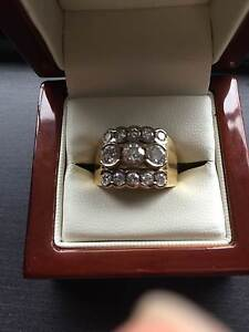 Handcrafted Wedding Ring / Dress Ring Blackwater Central Highlands Preview