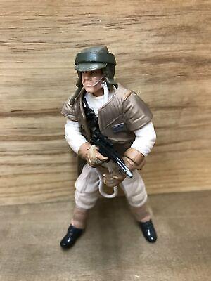 Hasbro Star Wars Endor Rebel Soldier Loose Complete