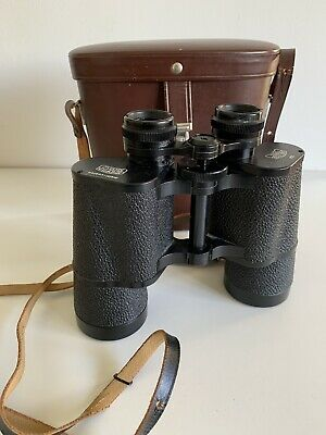 Carl Zeiss Jena Jenoptem 10 x 50 W Multi-Coated Binoculars