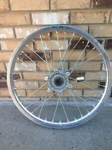Wheel Dirt Bike