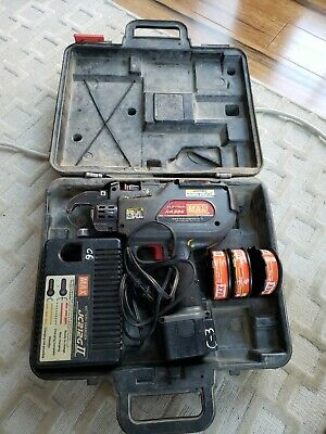 Max Usa Rb395 Cordless Rebar Tier Tying Tool Kit