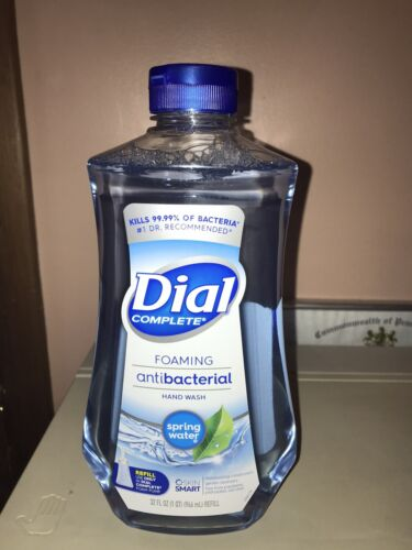Dial Complete Foaming Handwash Fresh Pear 32 Ounce