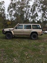 2.8 Turbo Diesel Patrol Strathfieldsaye Bendigo City Preview