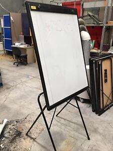 Portable whiteboard conference boards x5 Kings Park Blacktown Area Preview