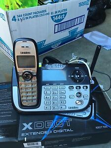 Uniden XDECT digital cordless phone Watson North Canberra Preview