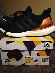 Adidas Ultra Boost BRONZE MEDAL PACK (DEADSTOCK) M7/W8