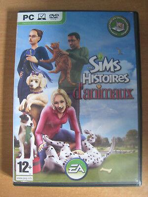 Les Sims Histoires d'animaux PC