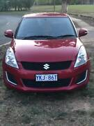 2015 Suzuki Swift Hatchback Belconnen Belconnen Area Preview