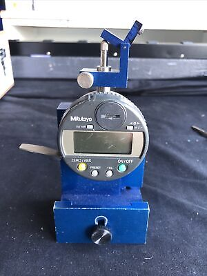 Mitutoyo Absolute Digital Dial Indicator 543-253 Id-c112t Jd