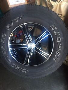 Awesome rims and tires
