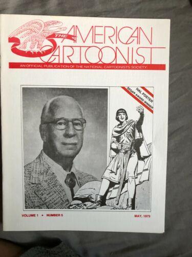 NATIONAL CARTOONIST SOCIETY THE AMERICAN CARTOONIST V1#5 May 1979