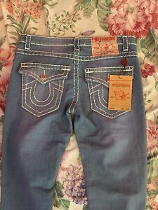 True Religion Jeans Section Row Seat