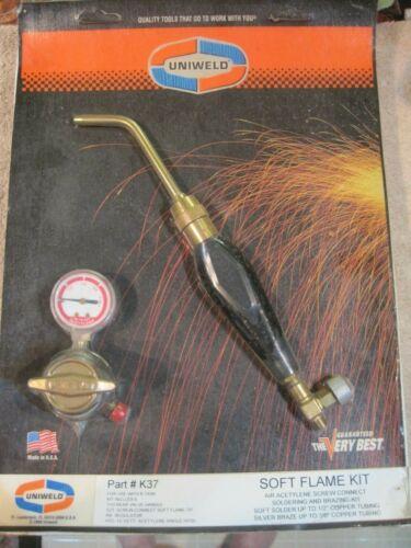 Uniweld Soft Flame Kit