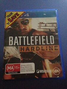 BATTLEFIELD HARDLINE PS4 game Brighton East Bayside Area Preview