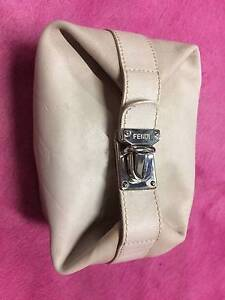 FENDI cosmetic bag, vintage and cute New Farm Brisbane North East Preview