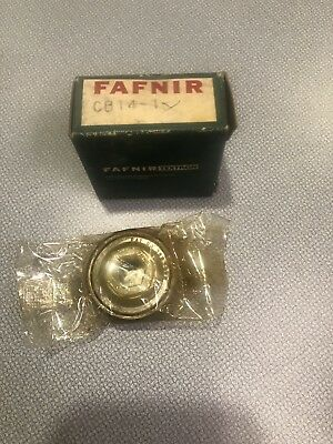 New Fafnir Cb14-1 Roller Conveyor Bearing Hexagon Id Free Fast Shipping