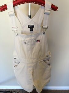 Ralph Lauren Polo Jeans Overall Shorts