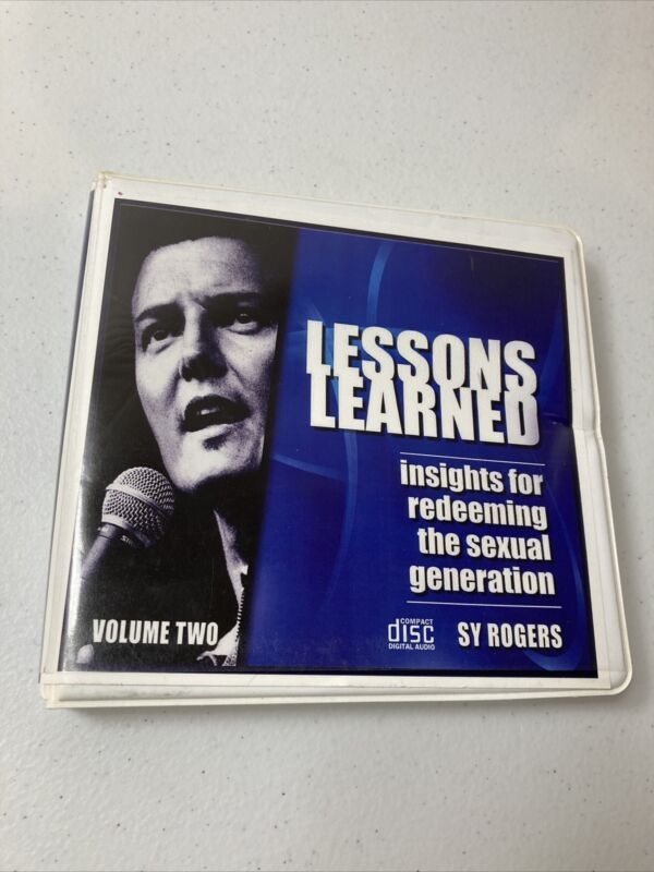 Sy Rogers-Lessons Learned-Insights For Redeeming The Sexual Generation 6CD Vol 2