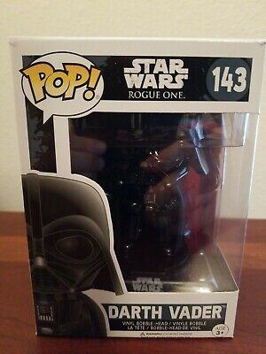 Funko Pop! Star Wars Rogue One Darth Vader #143