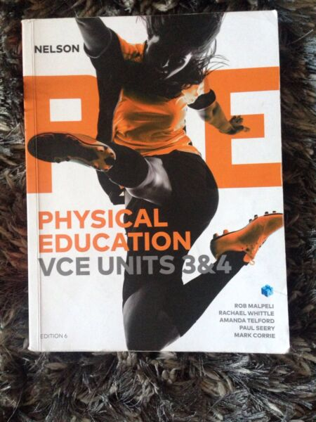 Physical education vce units 3 4 textbooks gumtree australia physical education vce units 3 4 berwick casey area image 2 1 of 8 fandeluxe Choice Image