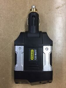 Ac Power Inverter with USB Charger for use in Vehicles
