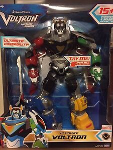 Voltron 14 inch toy
