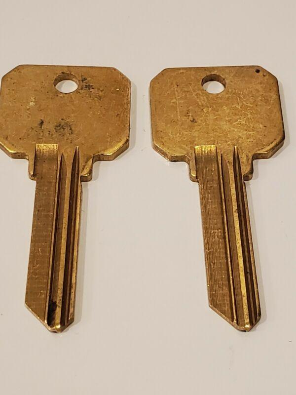 Schlage A1145F - HNBL Key blanks.  SC10 DND 2 New Key Blanks