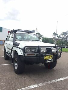 1997 80 series landcruiser 40th anniversary 1hdft Miller Liverpool Area Preview