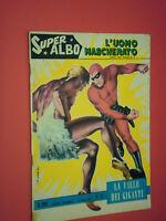 Super Albo Spada- Uomo Mascherato -n° 47 B -del 1963- Raro Lire 100- Superalbo -  - ebay.it