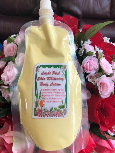 1 Light Peel Skin Whitening Body Lotion Remove Dead Skin Cel