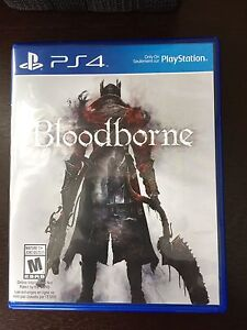 Bloodborne -PS4