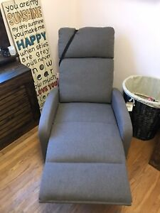 Recliner/gliding chair
