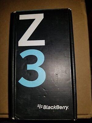 BlackBerry Z3 8GB (GSM Unlocked) 5MP-BRAND NEW. FREE SHIPPING. UNLOCKED.
