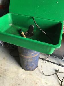 Parts washer sink $150