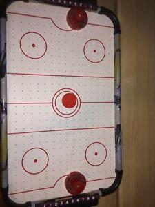 Table de hockey sur air miniature