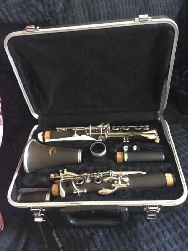 Odyssey clarinet, in hard case  good order
