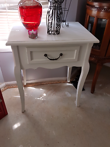 French provincial bedside tables Campbelltown Campbelltown Area Preview