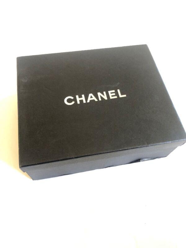 Chanel Empty Shoe Box 11.5x9.5 Inches
